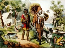 The Source of the story Robinson Crusoe