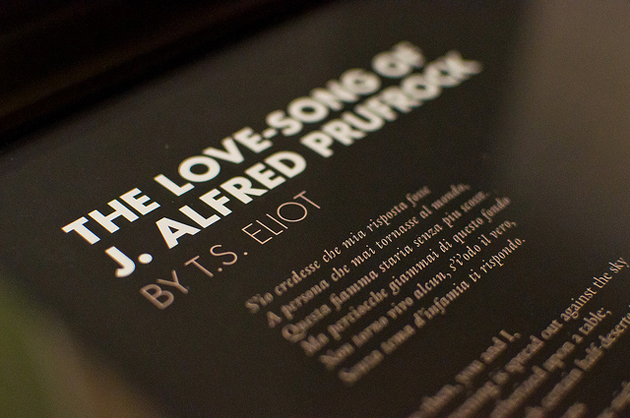 essay on the lovesong of j alfred prufrock