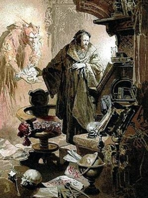 Doctor faustus literary analysis