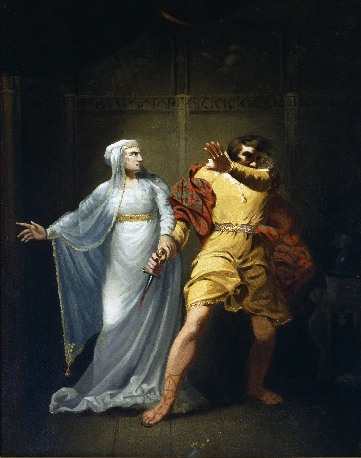 macbeth does the lady lead In act 5, scene 5, macbeth hears a scream and when he asks what it is, he is told that it is lady macbeth, who is dead macbeth does not ask how she died, and he tells his servant that she would .