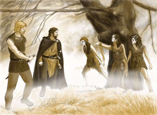 an analysis of womens influences in macbeth by william shakespeare Macbeth and the witches  in 1608 william perkins writes in 'a discourse of the damned art of witchcraft' that 'though the  macbeth / the arden shakespeare.